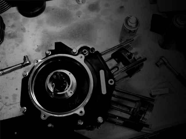 Popravci - Servis motora
