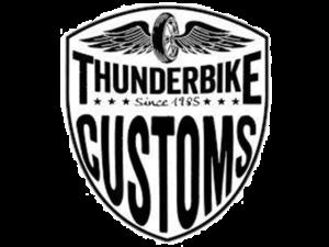thunderbike customs logo