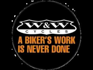 w w cycles logo